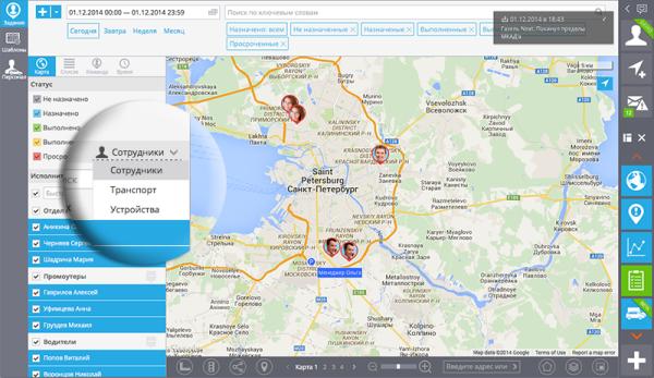 GPRS-моніторинг транспортних засобів
